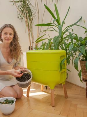 Soil creating in urban spaces: a circular home