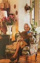 Sara Barros Amunátegui en Casa Lamarca