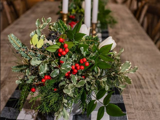 Corporate+Events|CentricsIT+Adapture+Holiday+Party+The+Stave+Room|Gingham+Runners+Lush+Holiday+Foliage+&+Candles+For+These+Holiday+Tables+5.png