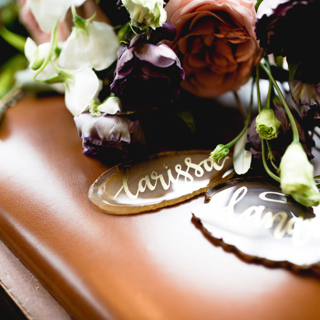 Montalucce Winery | Intimate Italian Dinner Wedding