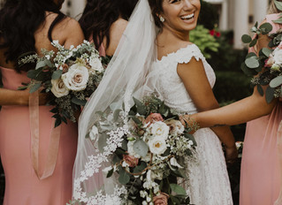 Romantic Euro Boho Glam Wedding at the Atlanta Biltmore