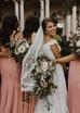 Romantic Euro Boho Glam Wedding at the Atlanta Biltmore