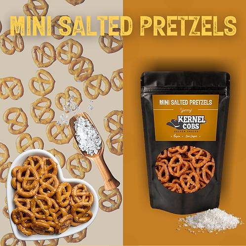 Salted Mini Pretzels 230g Pouch