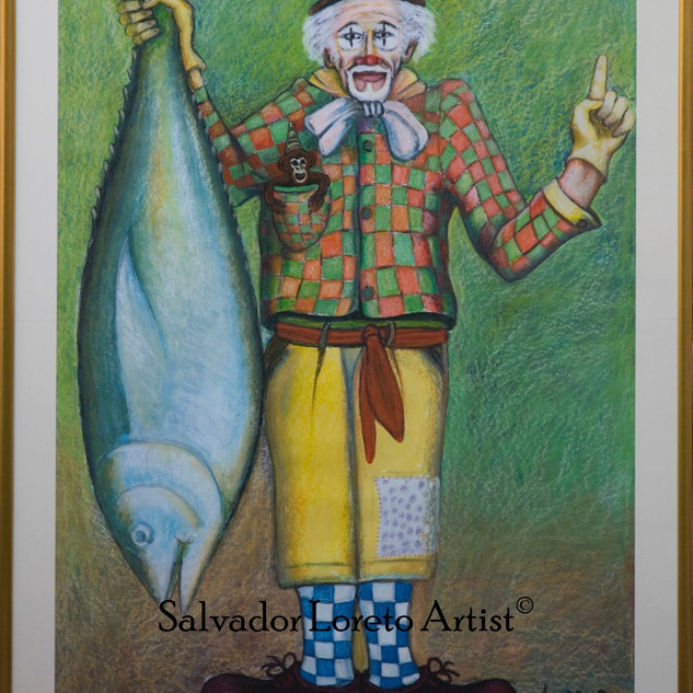 Clown Series: The First Catch