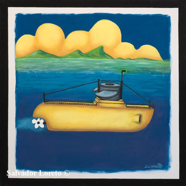 Boat Series: The Yellow Submarine