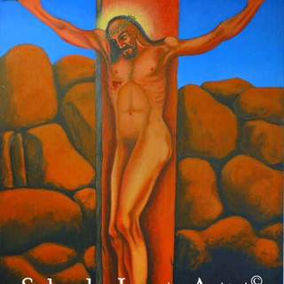Christ on the Rocks