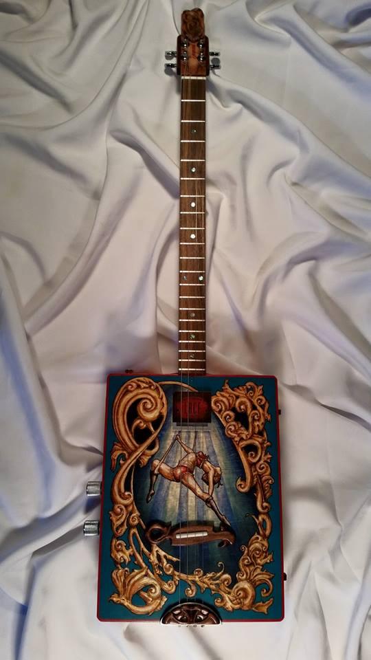 Deepseed Guitars_The Aerialist_5