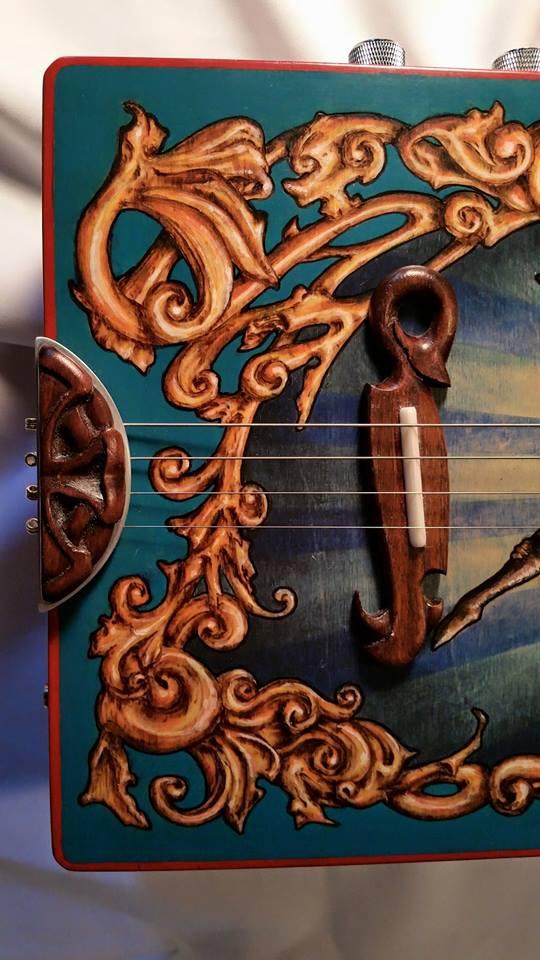 Deepseed Guitars_The Aerialist_8