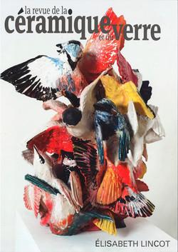 N°224 revue de la ceramique et du verre - Article d'Anne Claire Meffre