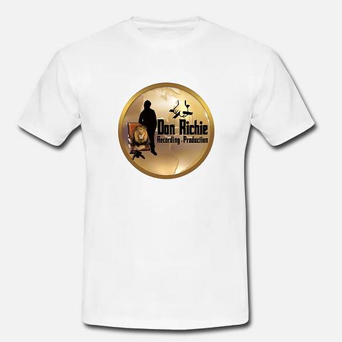 White Vybz Kartel Undisputed Champion / DRRP T-Shirts