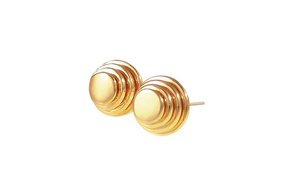 Aretes Nedhy Gold