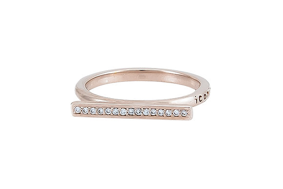 Anillo RectWay Pink