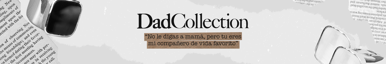 Joyas iconique banner dad collection