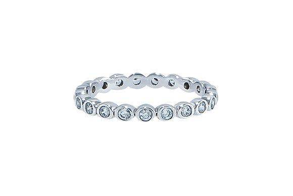 Anillo Auroras Silver