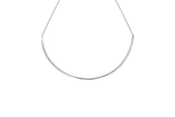 Collar Finnegan Simple Silver