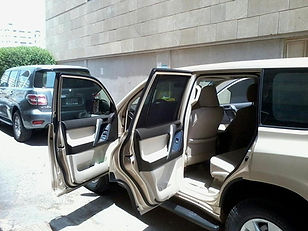 Car sun shade Kuwait