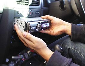 Kuwait radio stereo repair