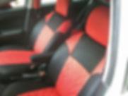 Kuwait seat cover custom