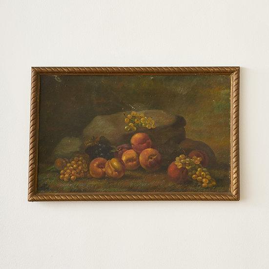 Natura morta - Oil Painting