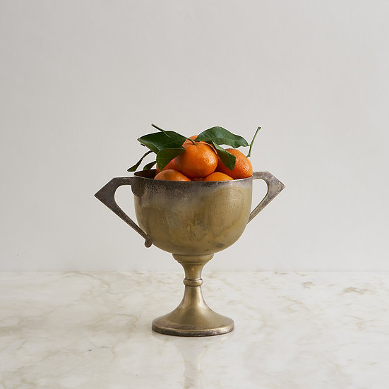Round Vintage Trophy