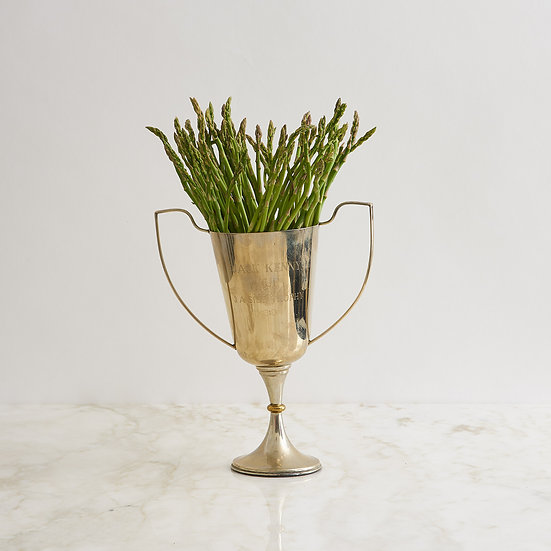 Tall Vintage Trophy