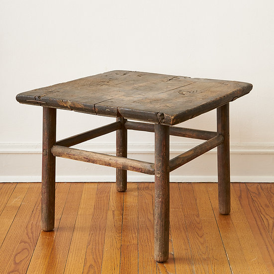 Wooden table I