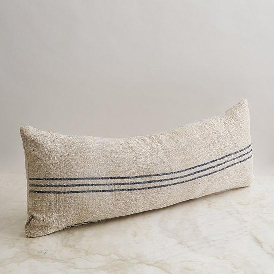 Vintage Linen Pillow - LG Lumbar