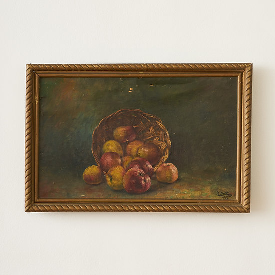 Natura morta II - Oil Painting