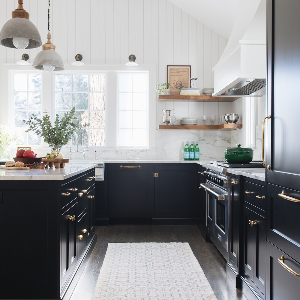 cottage kitchen by reDesign Home