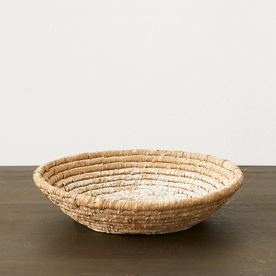 Wicker Bread Basket - round