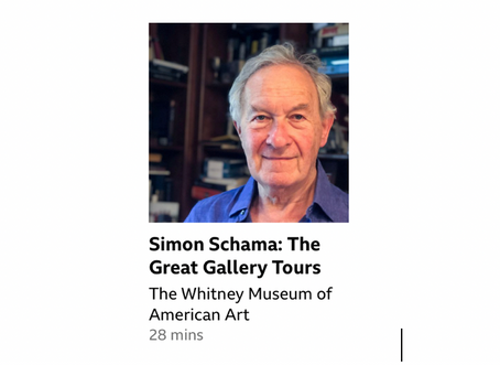 Simon Schama's Great Gallery Tours