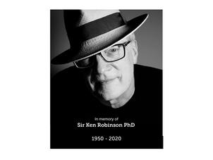 Sir Ken Robinson's Legacy