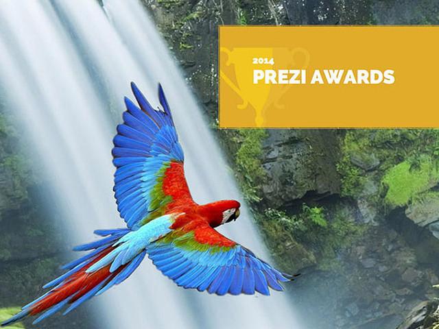 BEST EDUCATIONAL PREZI 2014 - ANIMAIS DA AMAZÔNIA