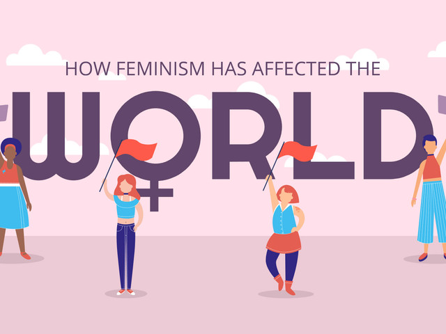 How Feminism has affected the World