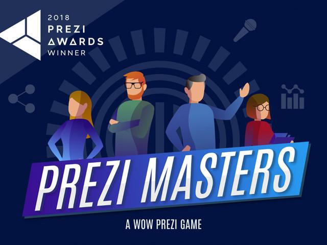 Prezi Masters