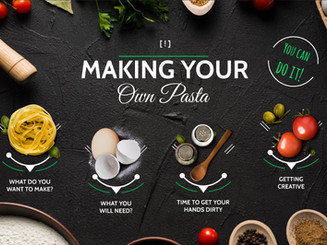 Making your Own Pasta