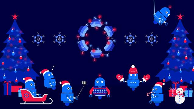 Genius Christmas Factory - PPT