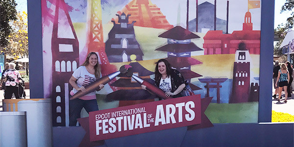 Inaugural Epcot International Festival of the Arts in Review