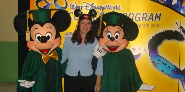 Disney College Program Graduation