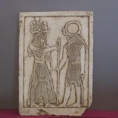 King Tut and Ra-Horakhty