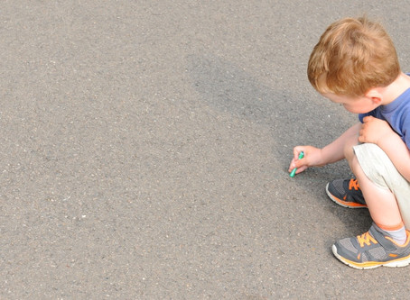 Milestones: Meet Noah, Our 4-Year-Old Client Who's Learning to Communicate Thanks to ABA