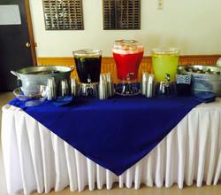 Liquid Staffing Beverage Station