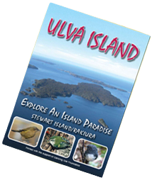 original Ulva Island self-guide booklet