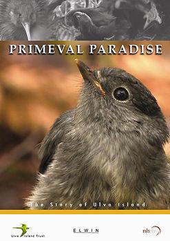 Primeval Paradise DVD cover