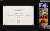 2020 Award Ceremony