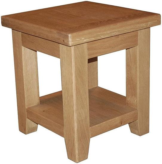 Hampshire Oak End Table