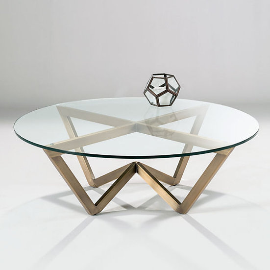 ANGLE COFFEE TABLE