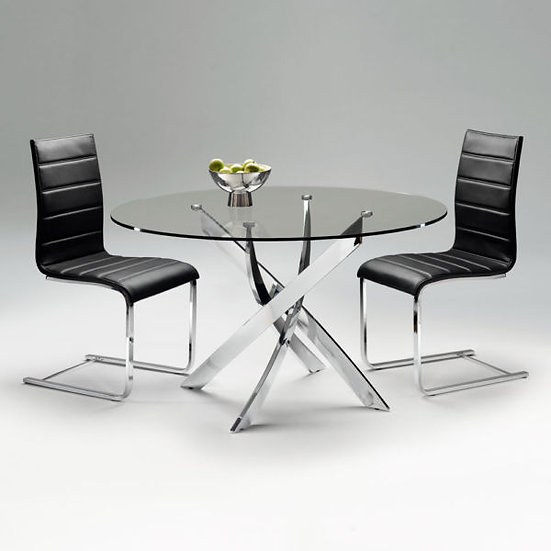 CLUSTER CIRCULAR DINING TABLE