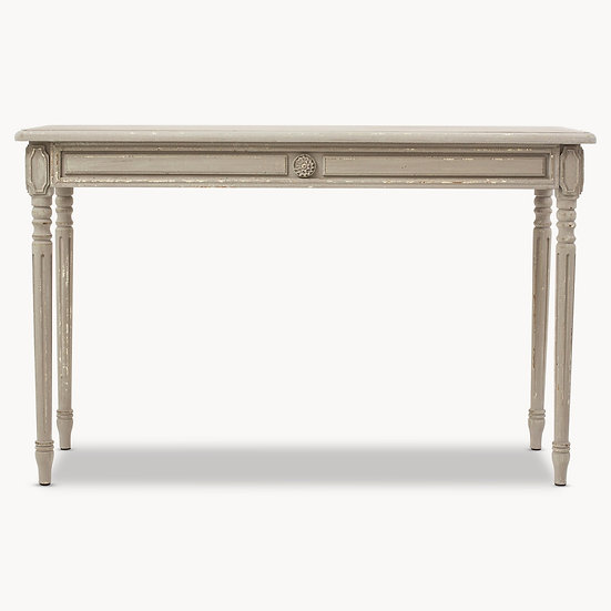 WILTON GREY CONSOLE TABLE