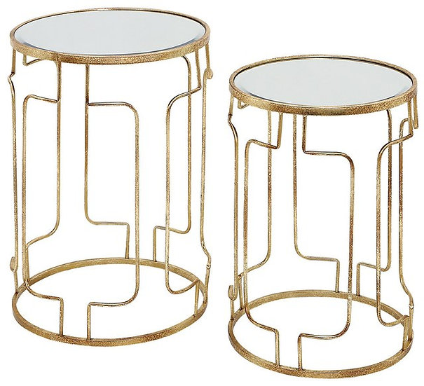 CLIONA TABLES (SET OF TWO)